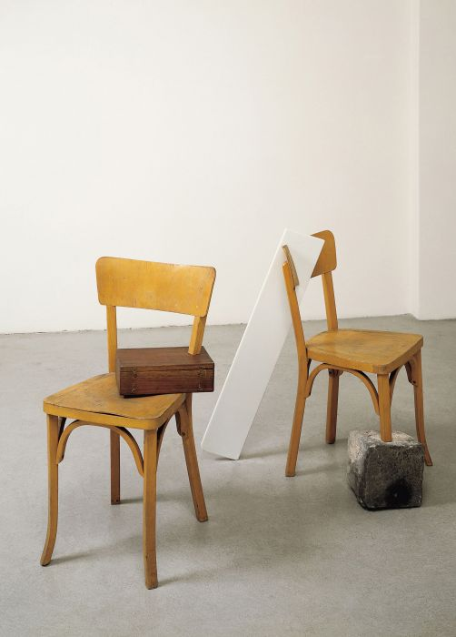 Chairs and objects