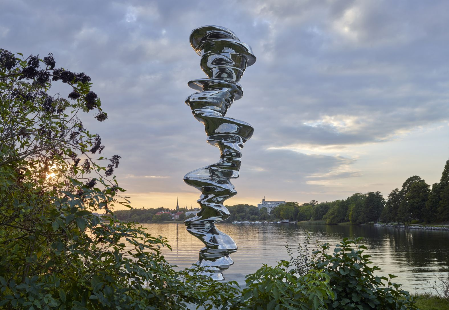 Tony Cragg at Djurgården Stockholm, June 5 - October 28, 2016