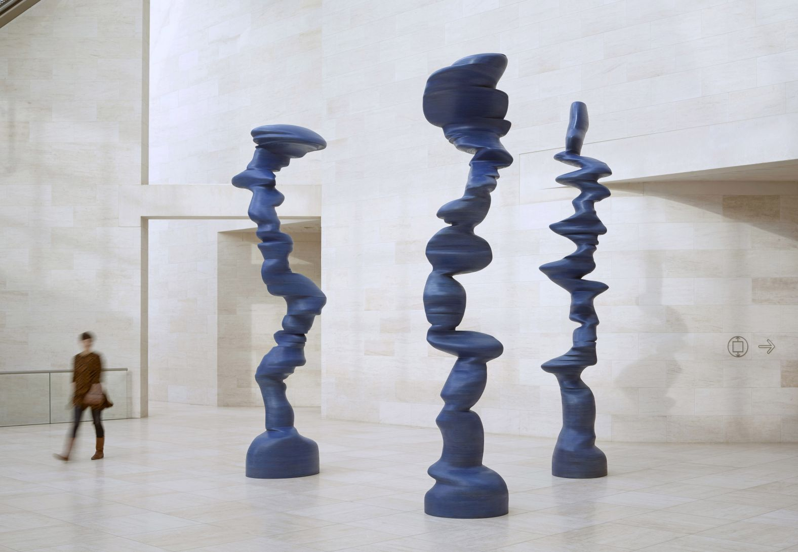Tony Cragg at MUDAM Luxembourg