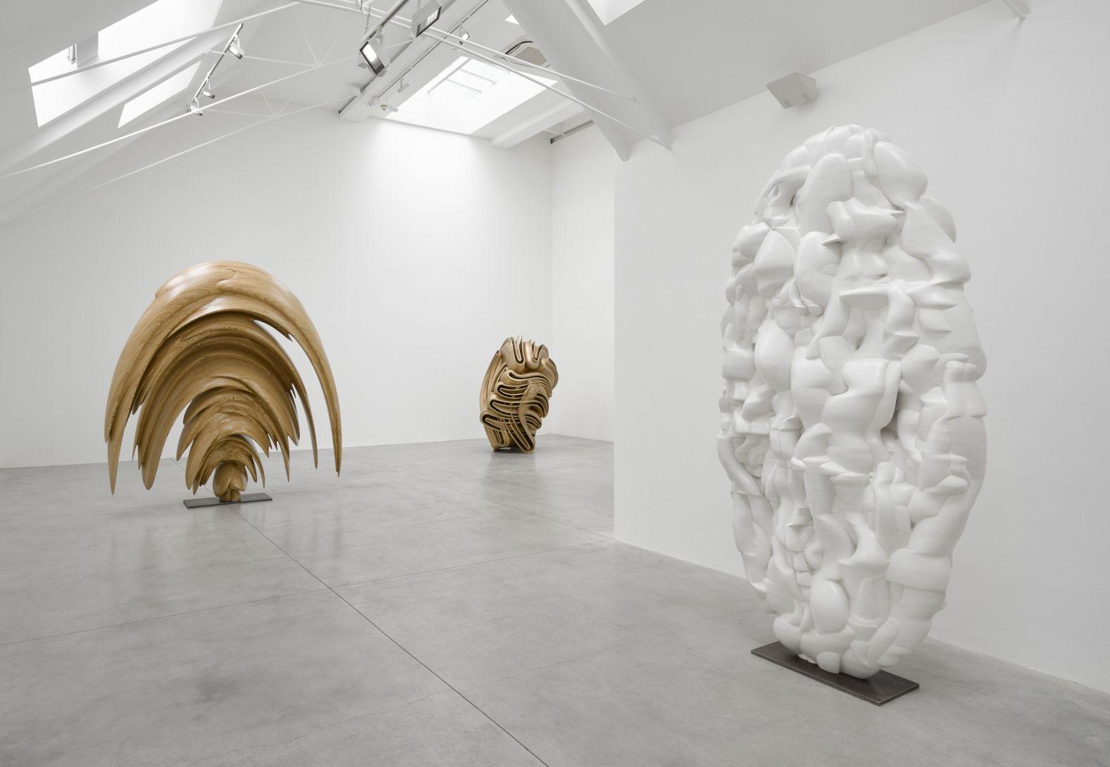 Tony Cragg at Lisson Gallery, 1 October – 5 November 2016