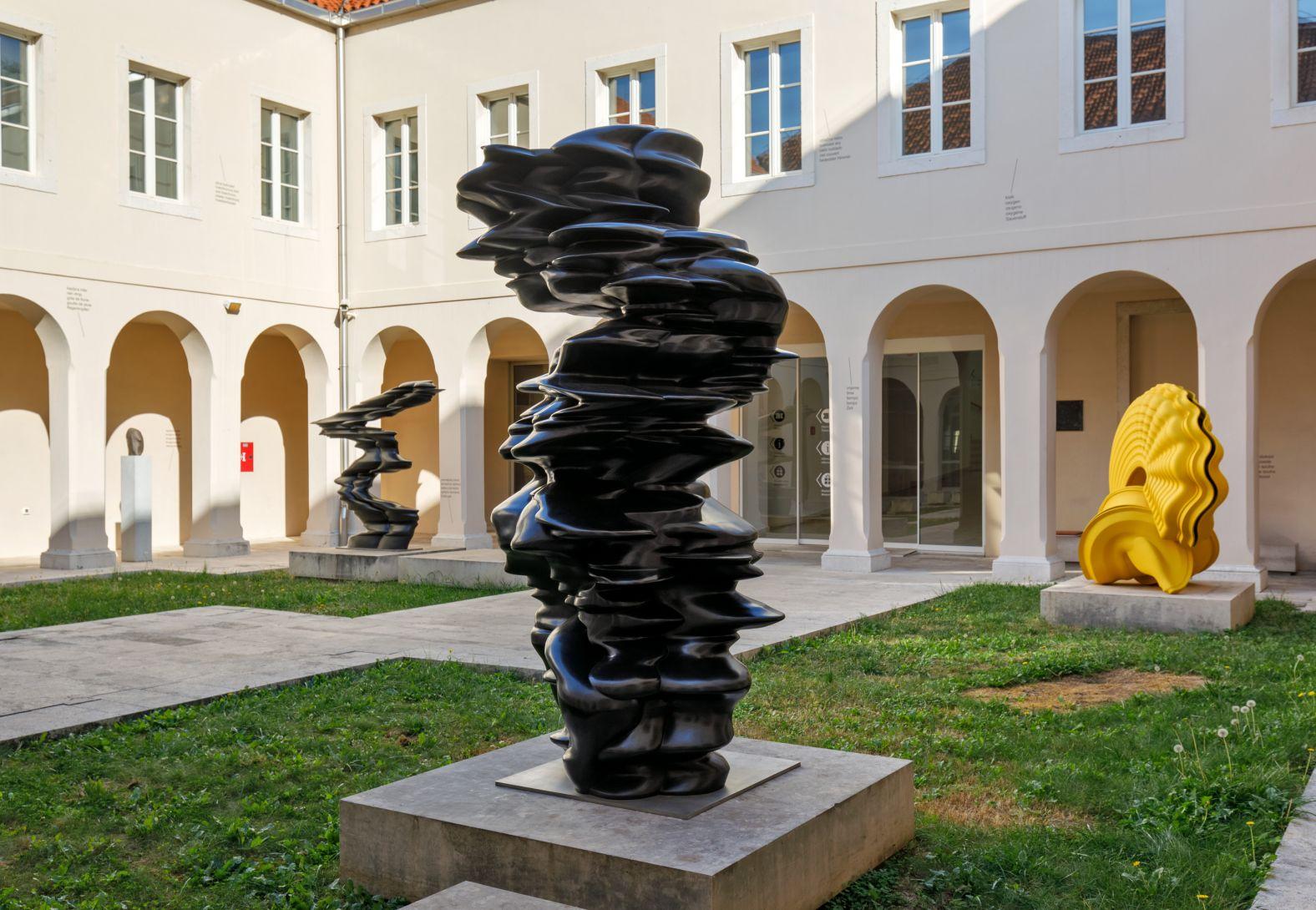 Tony Cragg - Art Gallery Kula, Split